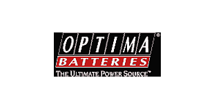 Logo Optima - batteries