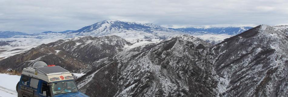 Sur la route des monastères du Caucase