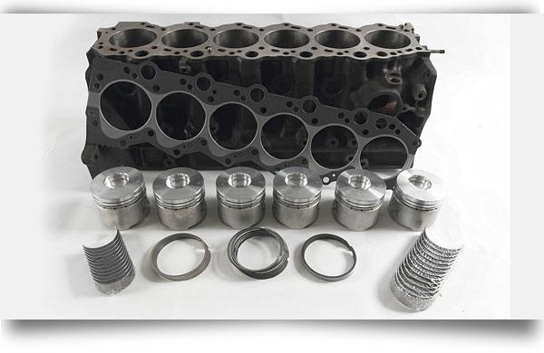 Le moteur 1HDT : l'usinage