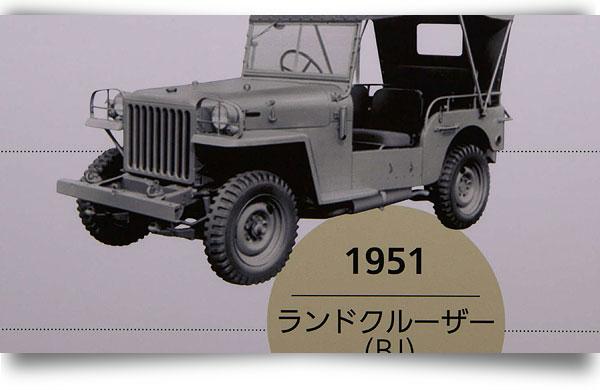 La Jeep BJ