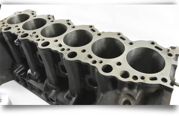Le bas moteur 1HDT
