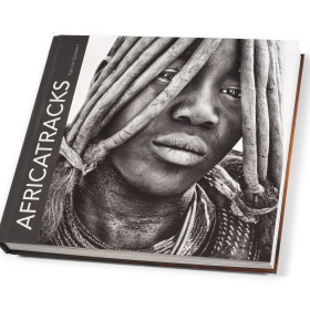 Africatracks de Patrick Galibert. Immersion en Afrique australe