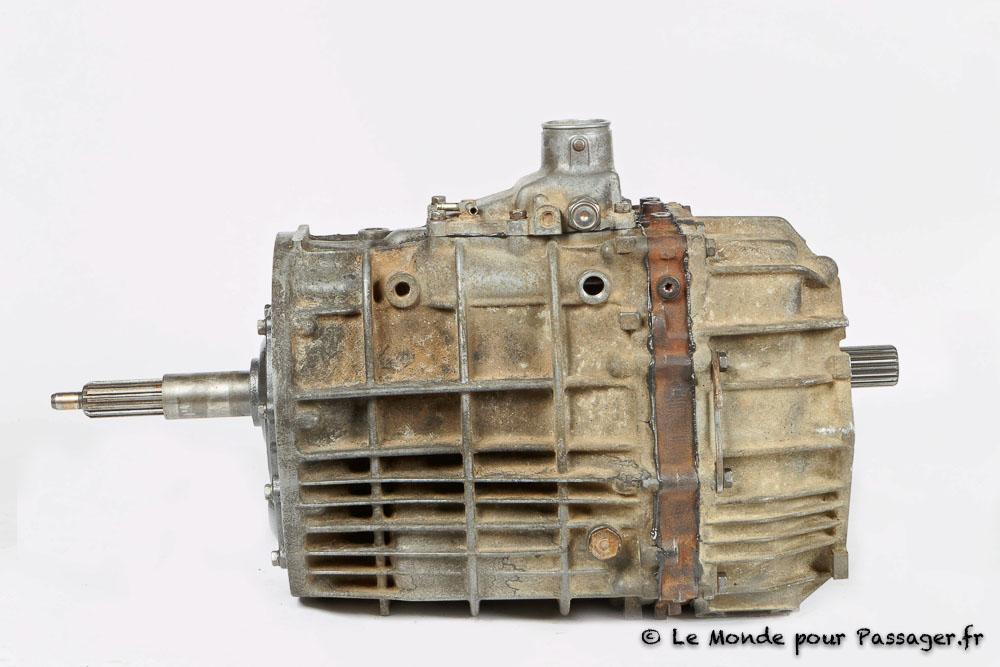 La boite de vitesse méca du HDJ80