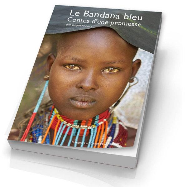 Livre Le Bandana bleu