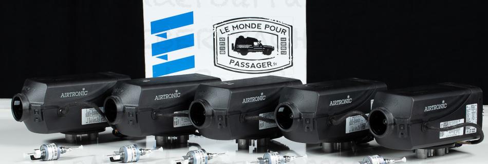 Tout nouveau, tout chaud, le Airtronic S2 est enfin commercialisé. Il remplace et améliore l'Airtronic D2.