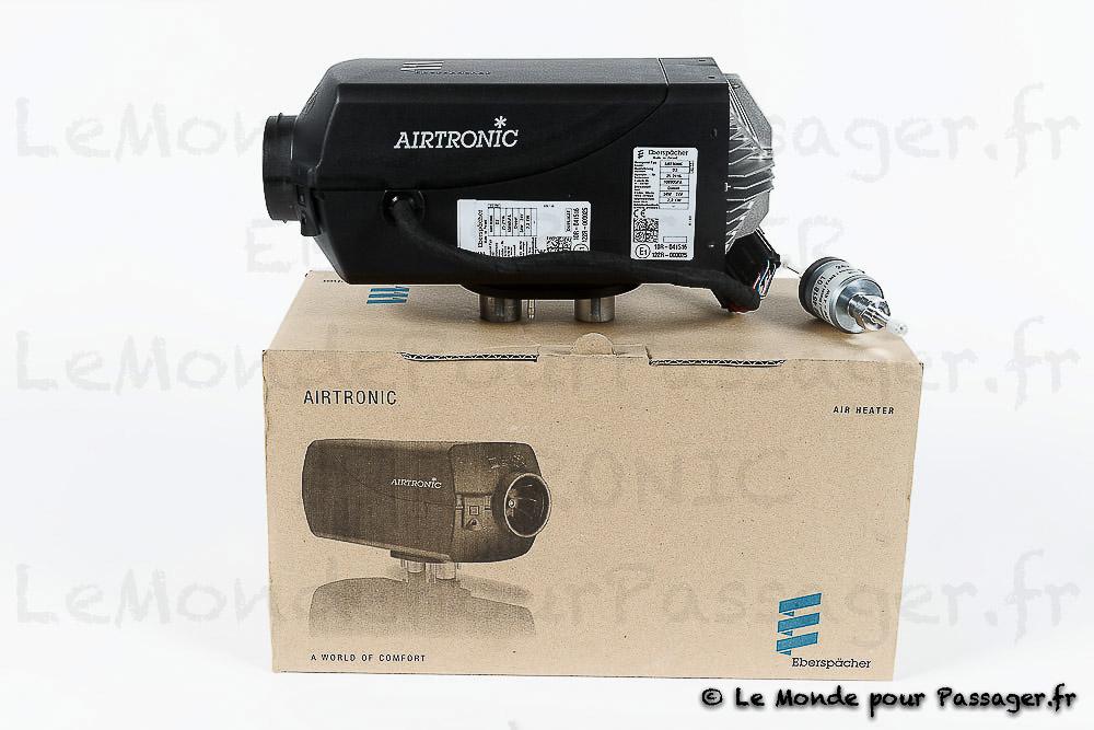 Airtronic D2/D4 Pack Voyageurs