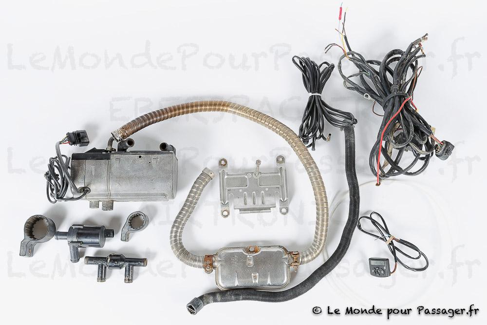 Révision de l'Hydronic D5WS