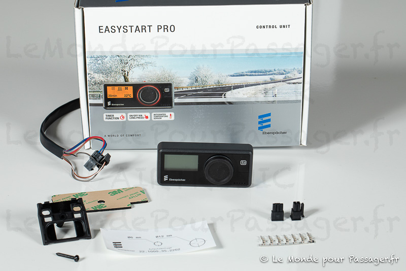 Airtronic Easystart Pro.