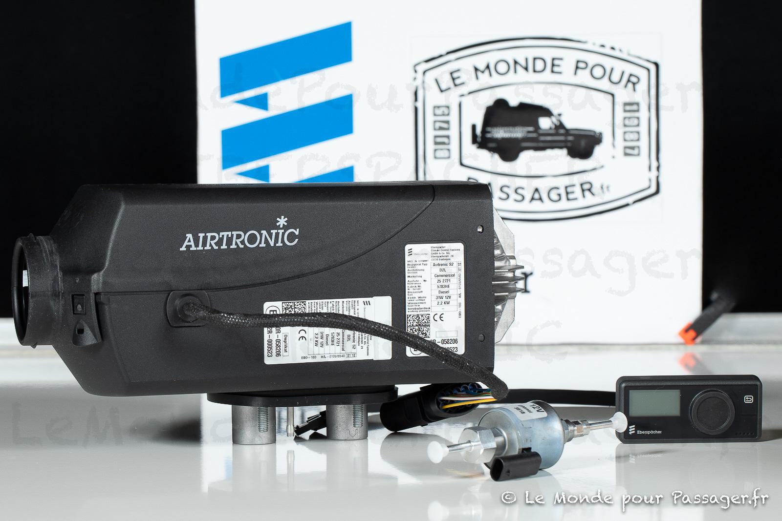 Airtronic S2 et M2 à prix promo
