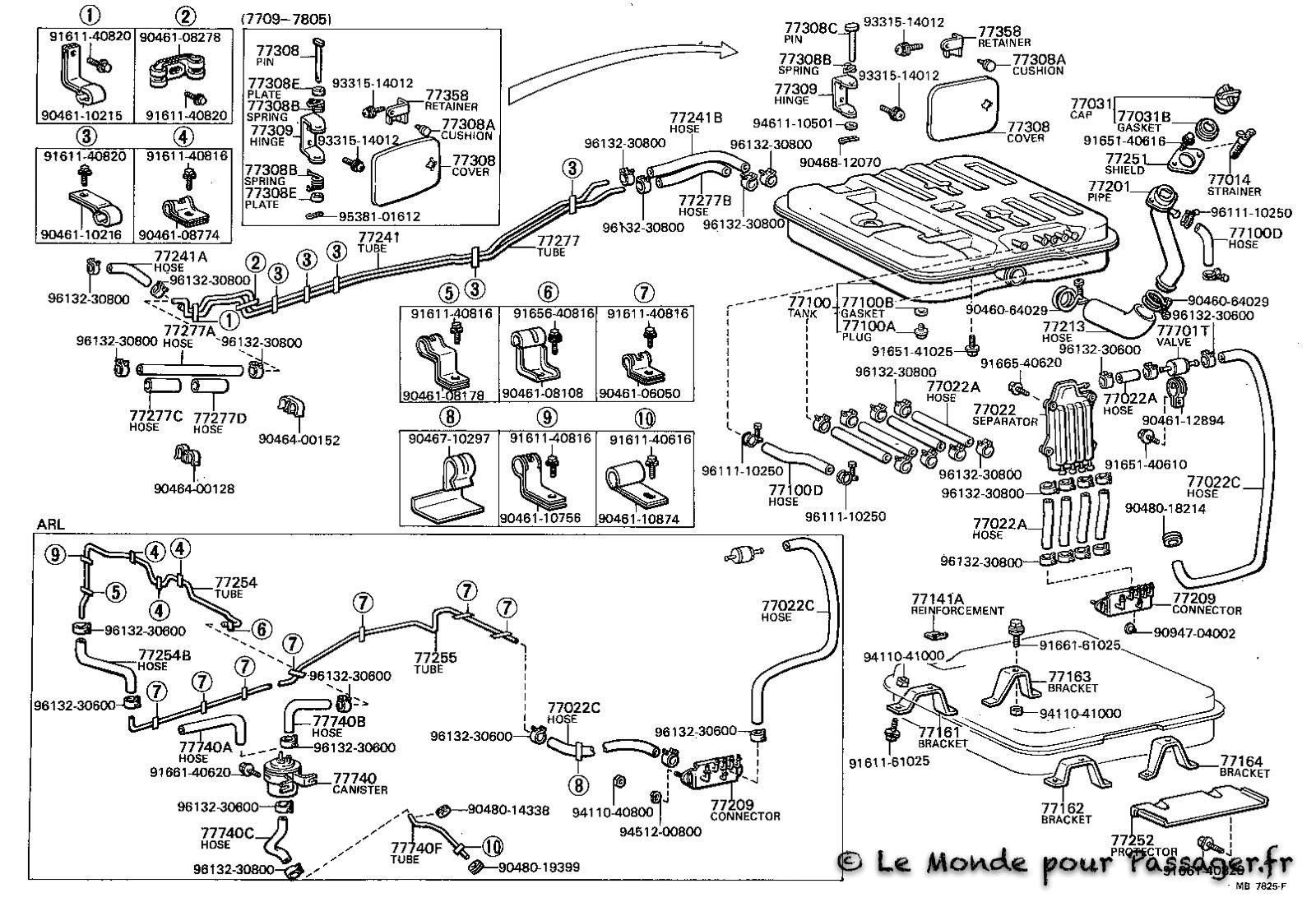 Fj55-Eclatés-Techniques006