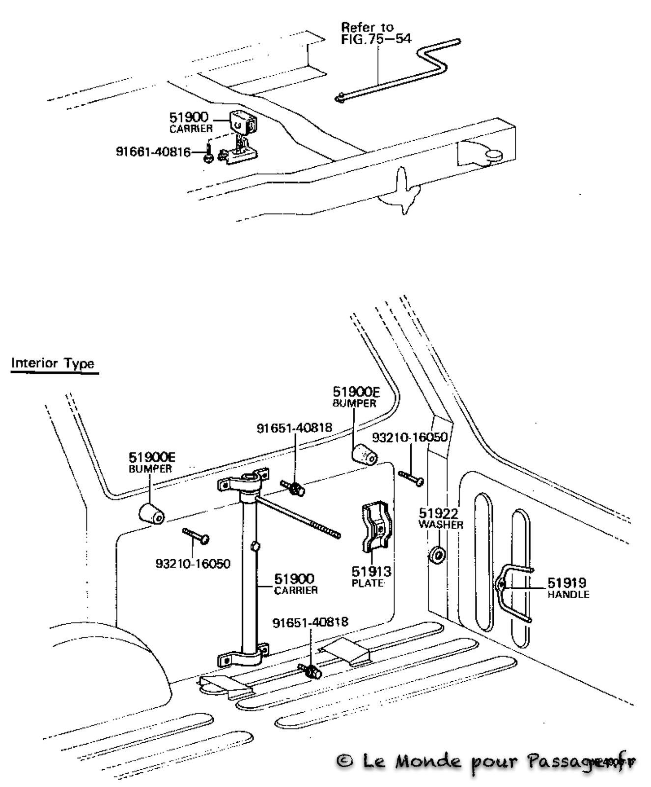 Fj55-Eclatés-Techniques022