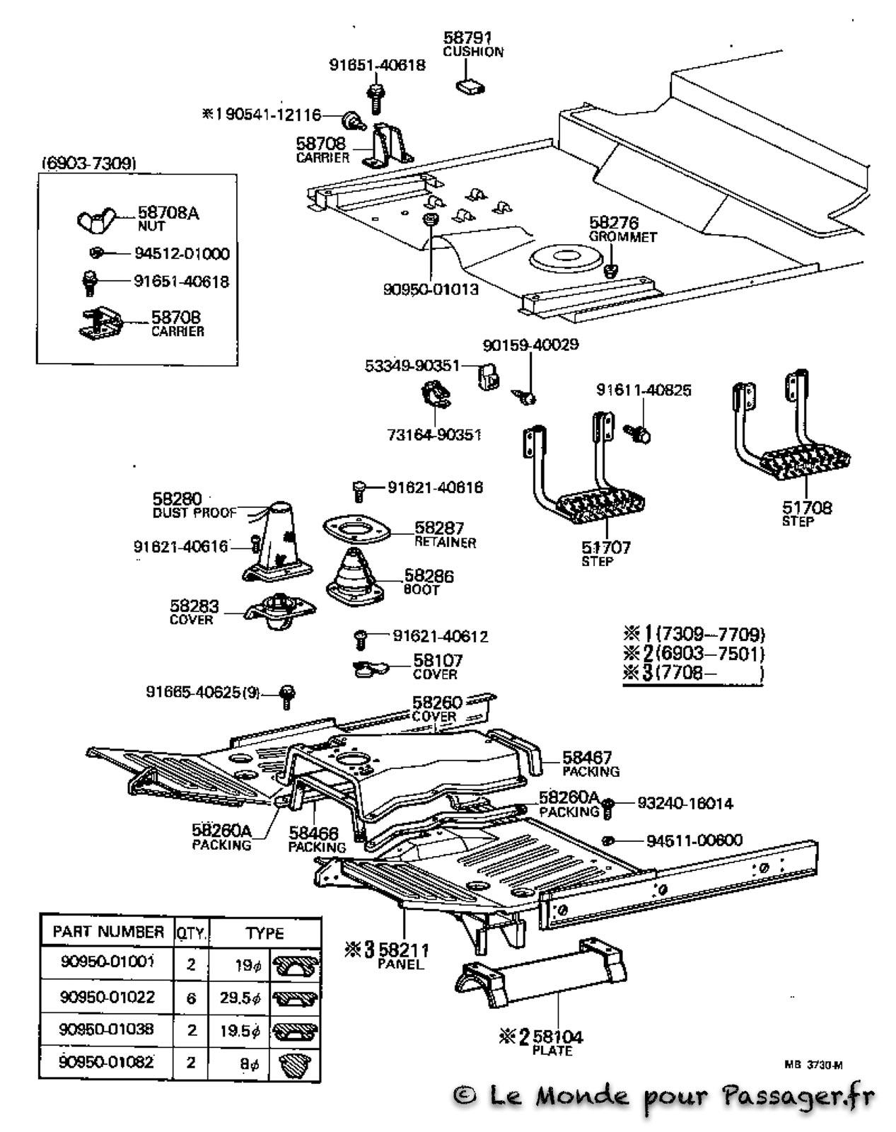 Fj55-Eclatés-Techniques030