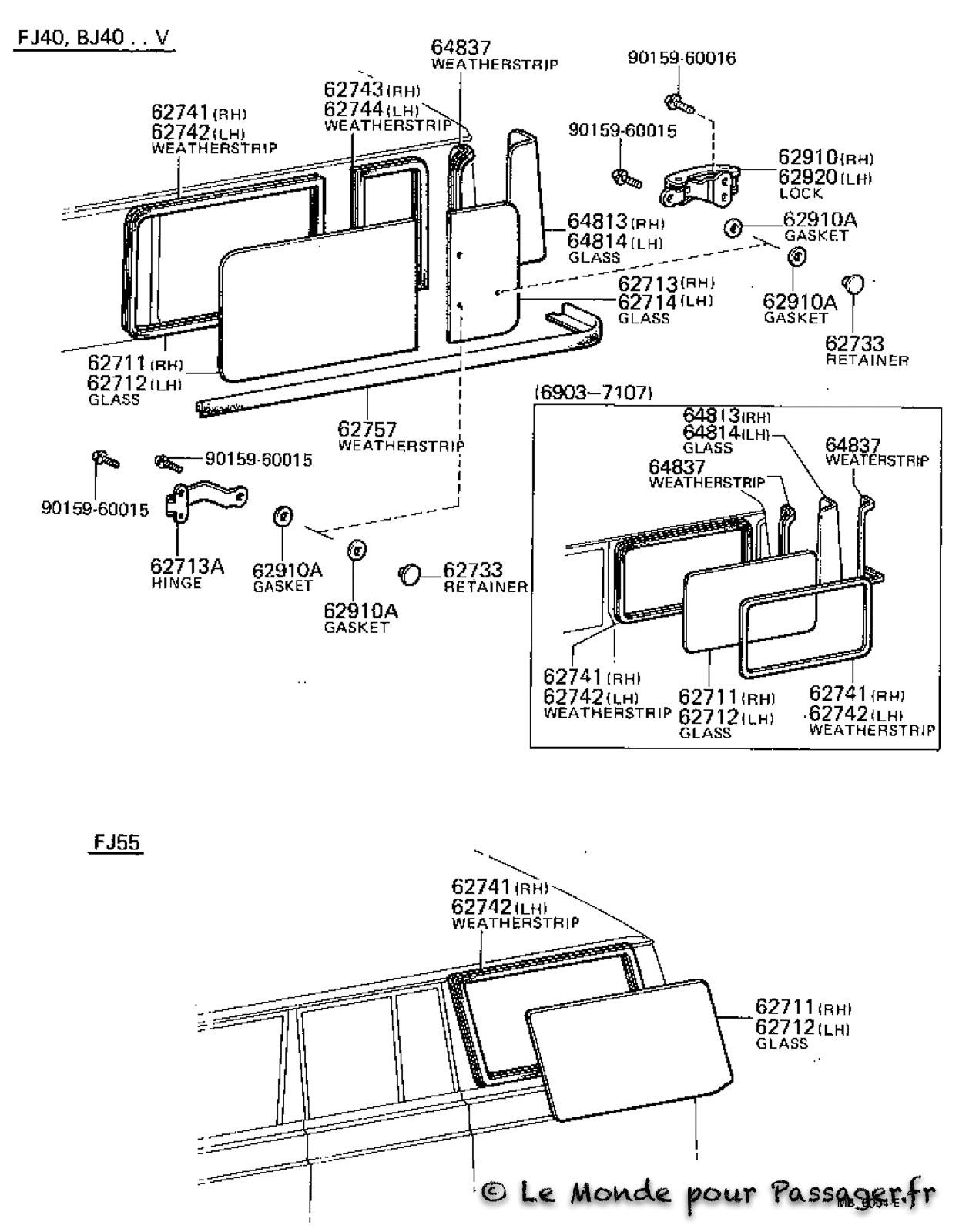 Fj55-Eclatés-Techniques033