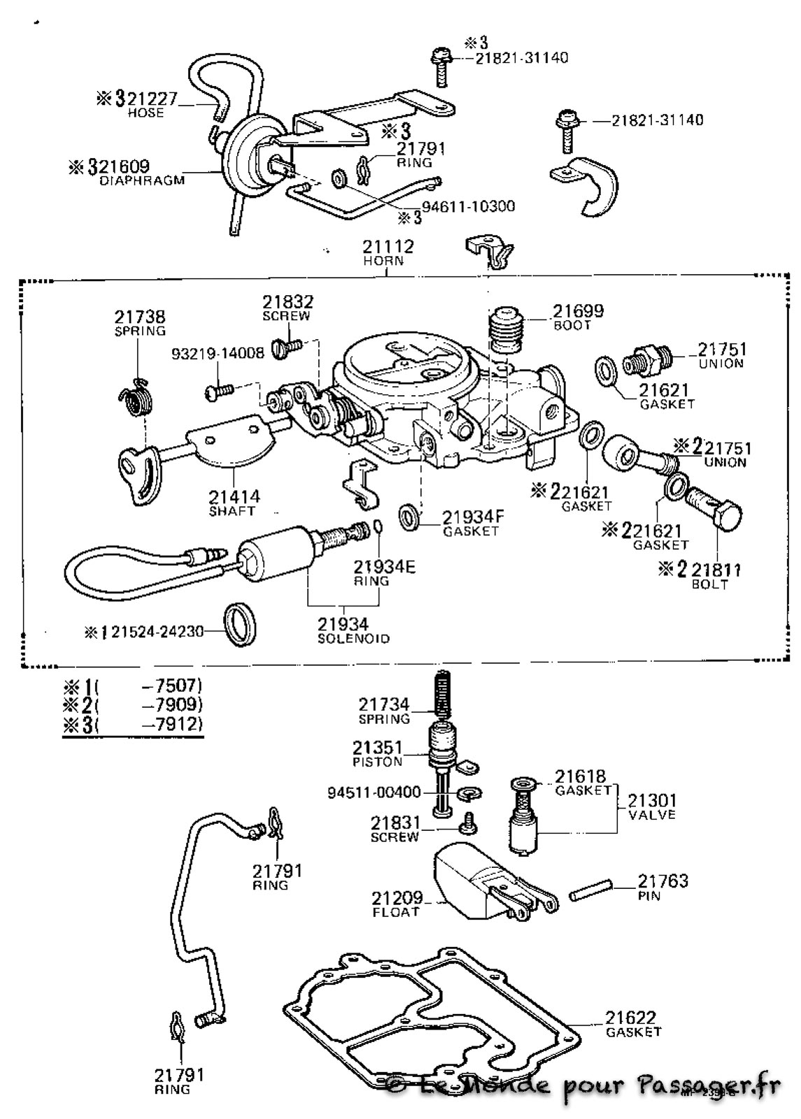 Fj55-Eclatés-Techniques095