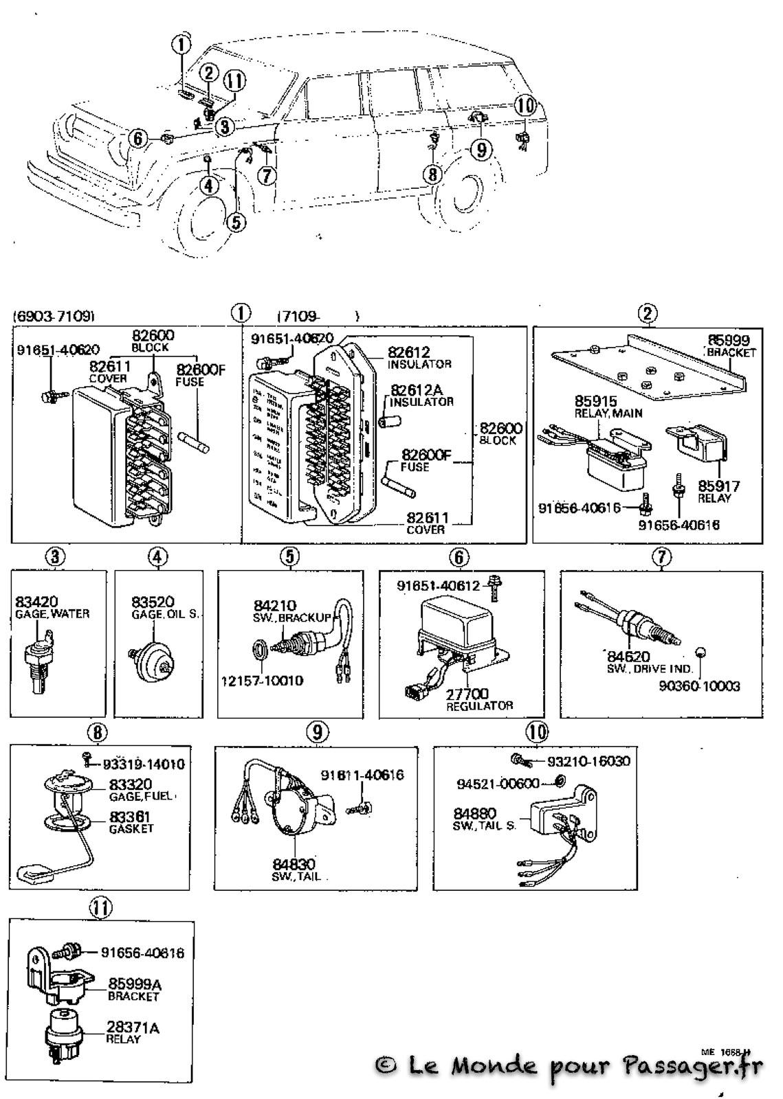 Fj55-Eclatés-Techniques102
