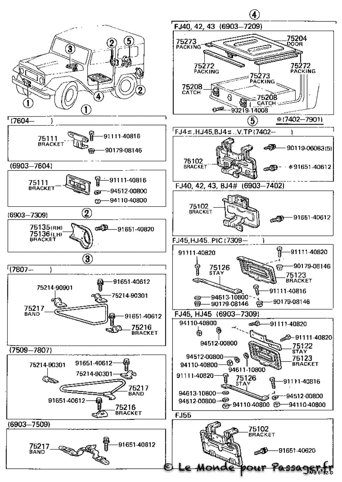 Fj55-Eclatés-Techniques108