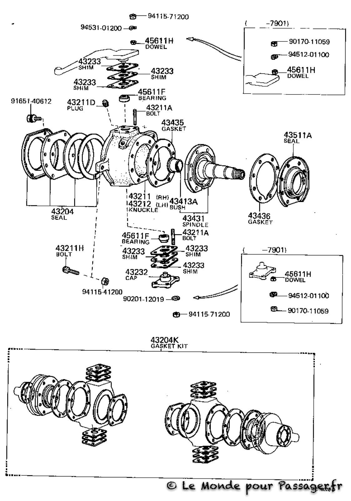 Fj55-Eclatés-Techniques117