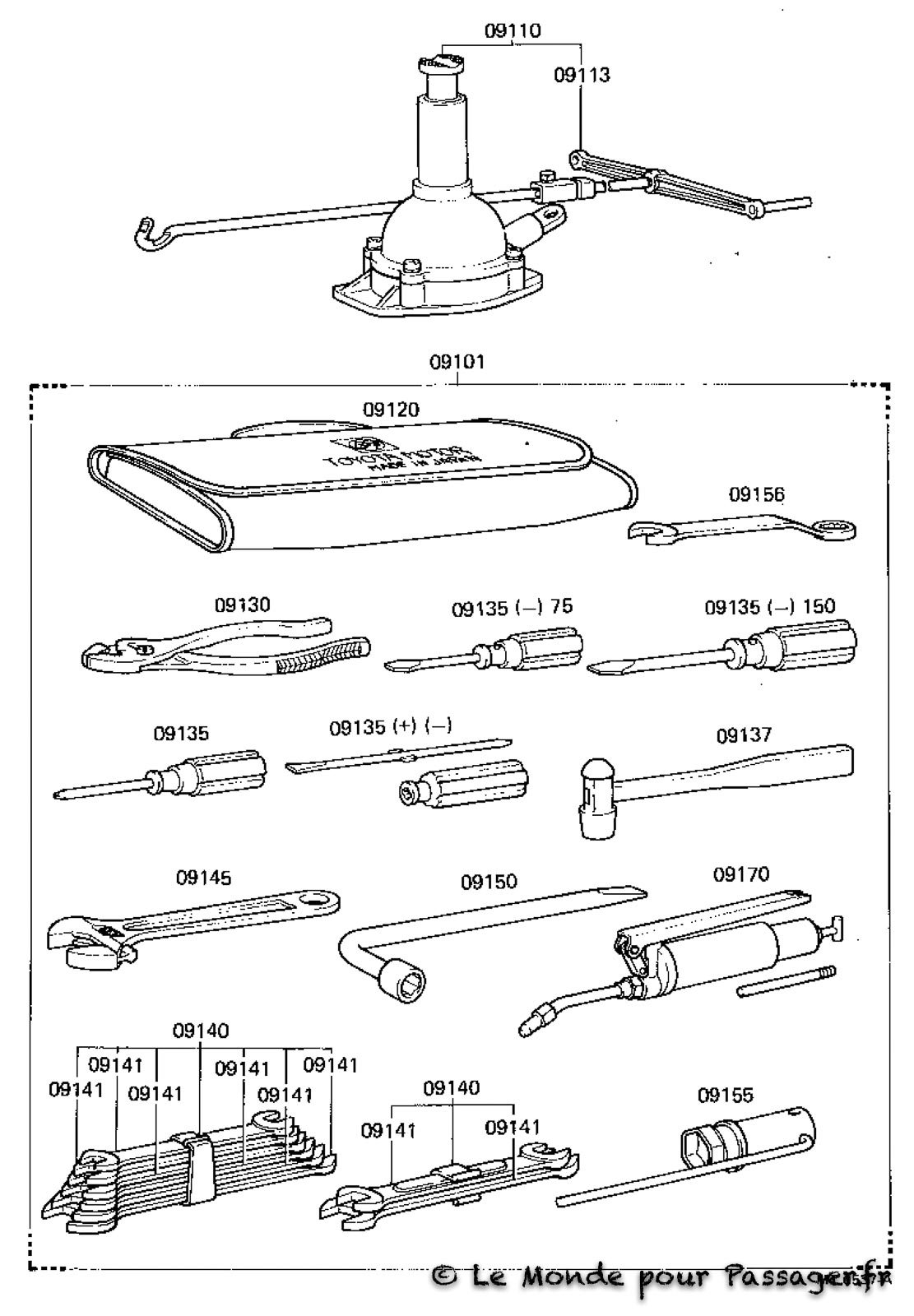 Fj55-Eclatés-Techniques121