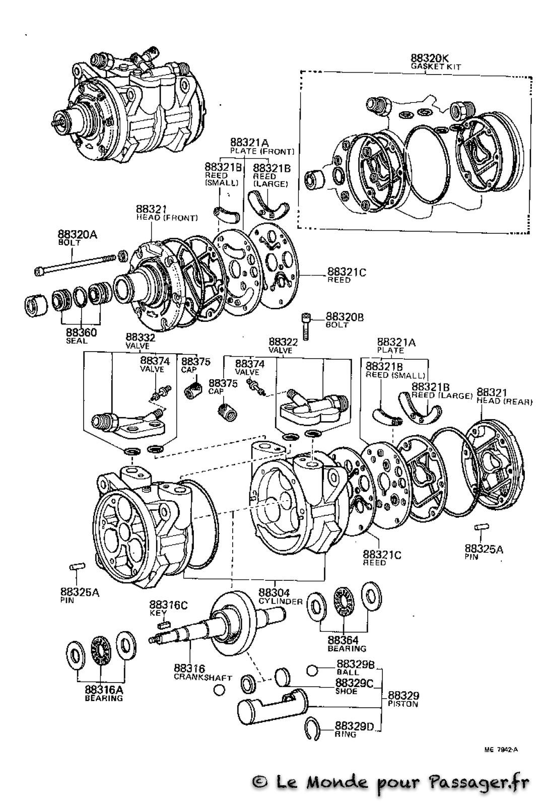 Fj55-Eclatés-Techniques141