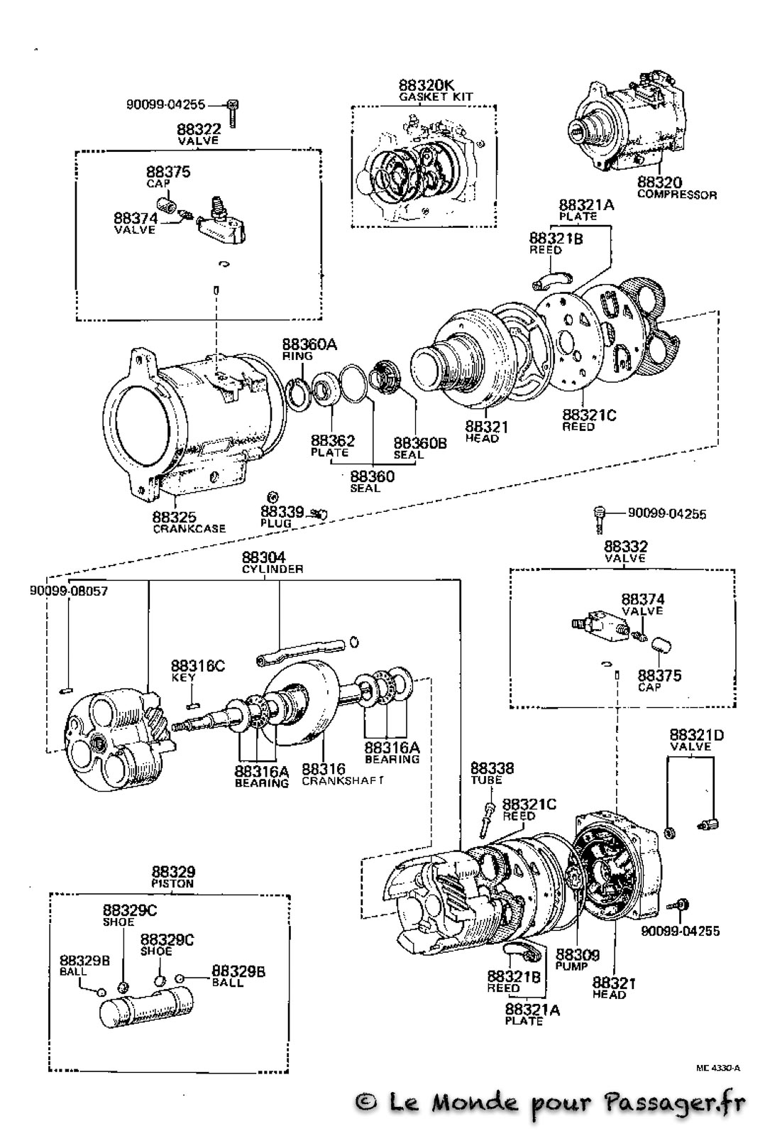 Fj55-Eclatés-Techniques144