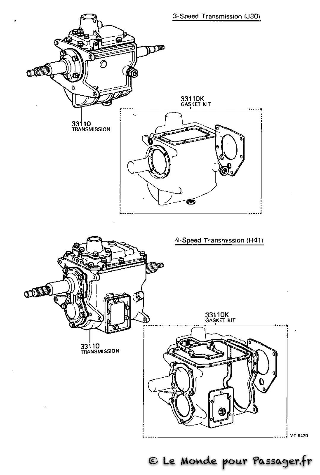 Fj55-Eclatés-Techniques149