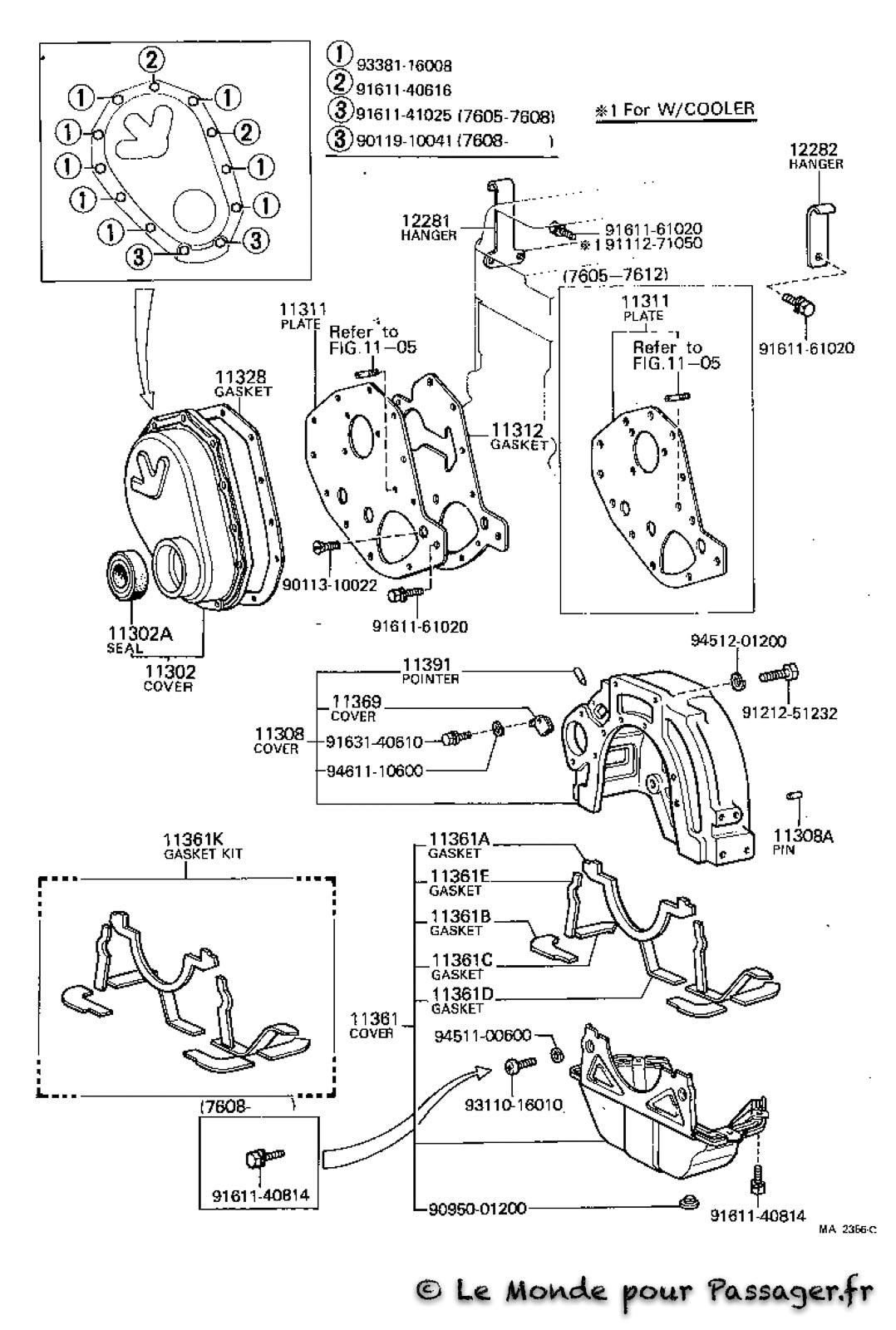Fj55-Eclatés-Techniques160