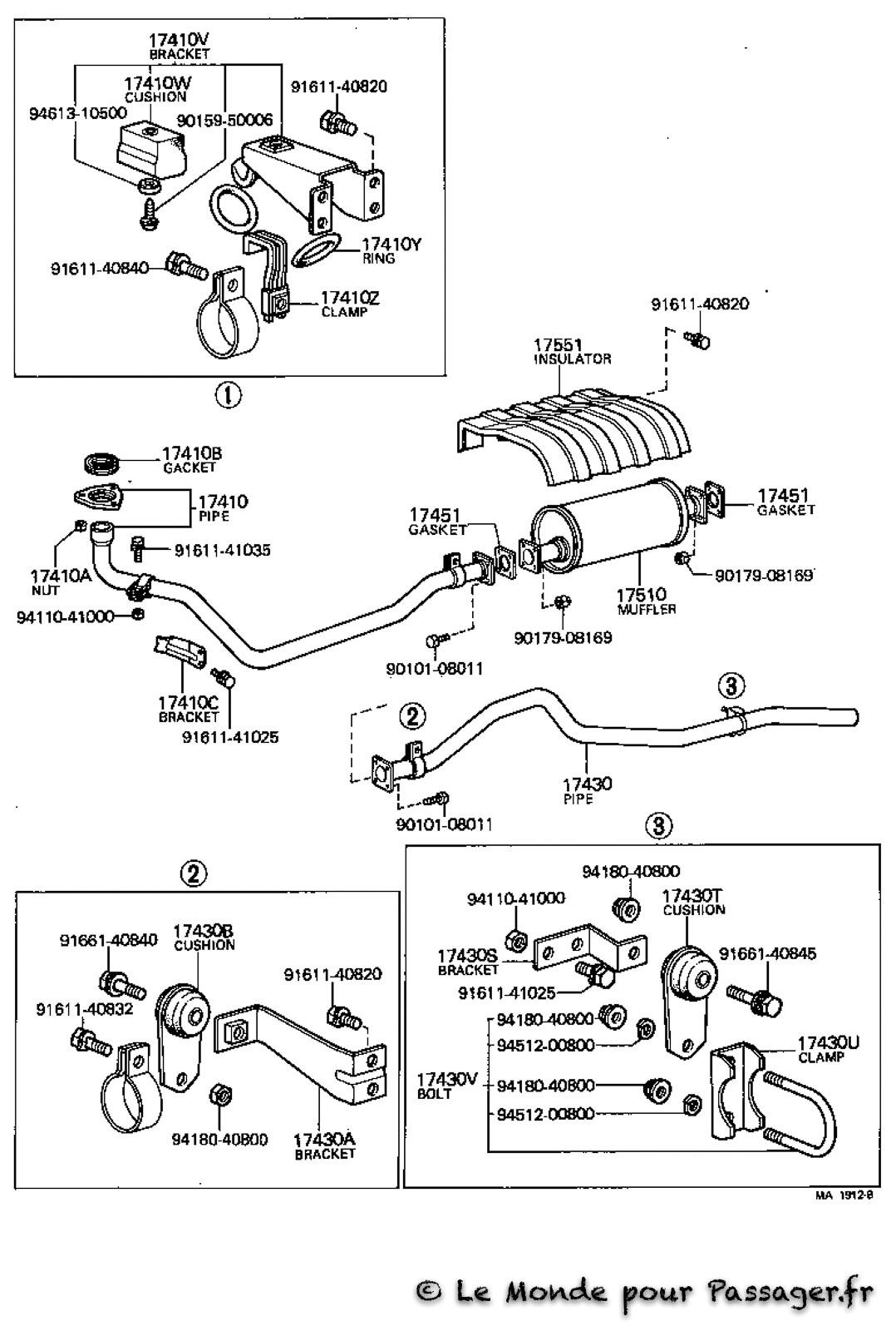 Fj55-Eclatés-Techniques162
